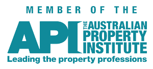 Member of the Australian Property Institute Logo